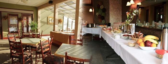 Petit-Déjeuner à la Verrière